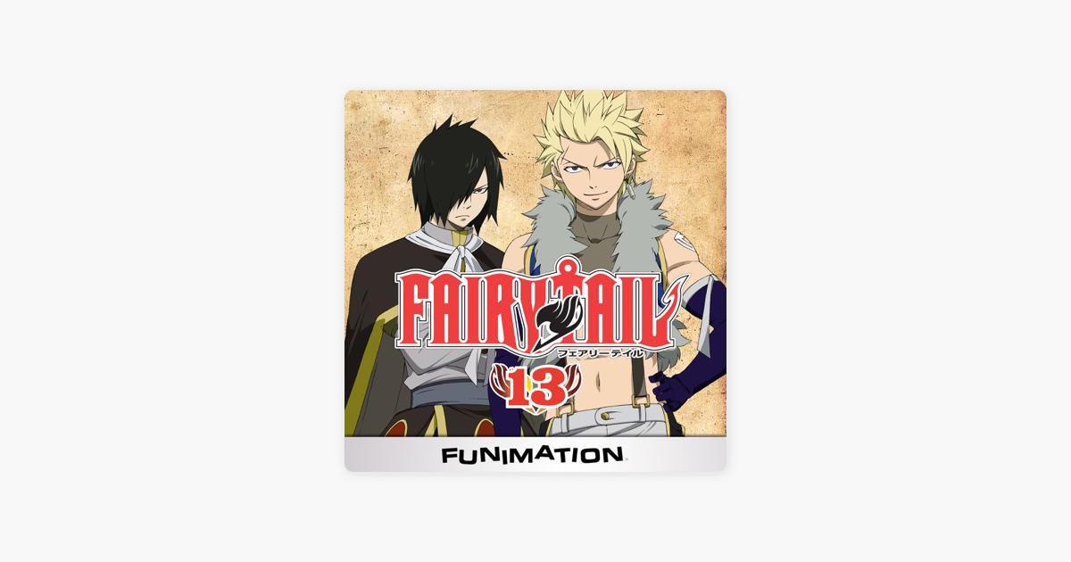 Fairy Tail, Season 6, Pt  1