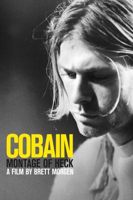 Brett Morgen - Cobain: Montage of Heck Grafik