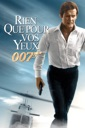 Affiche du film Rien que pour vos yeux (For Your Eyes Only)