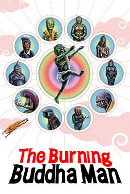 The Burning Buddha Man - Ujicha