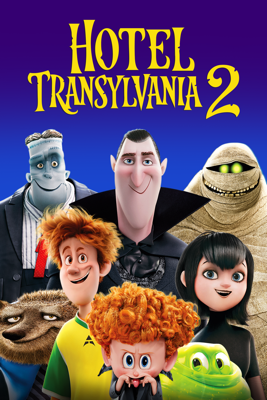 Hotel Transylvania 2 HD Download