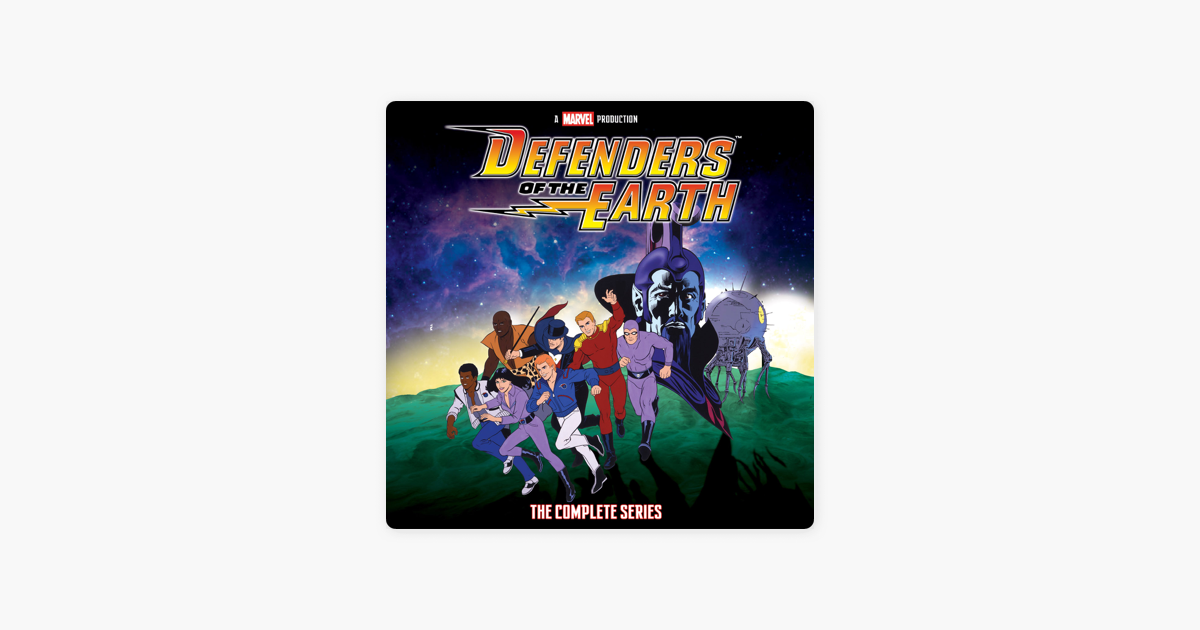 ‎Defenders of the Earth