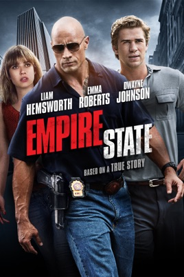 Poster of Empire State 2013 Full Hindi Dual Audio Movie Download BluRay 720p