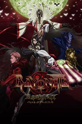Fuminori Kizaki - Bayonetta: Bloody Fate Grafik