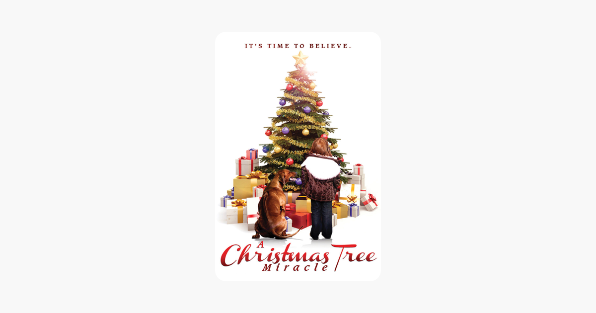 A Christmas Tree Miracle on iTunes