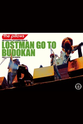 the pillows: LOSTMAN GO TO BUD...