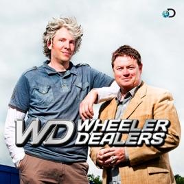 Wheeler Dealers, Series 11, Pt  2