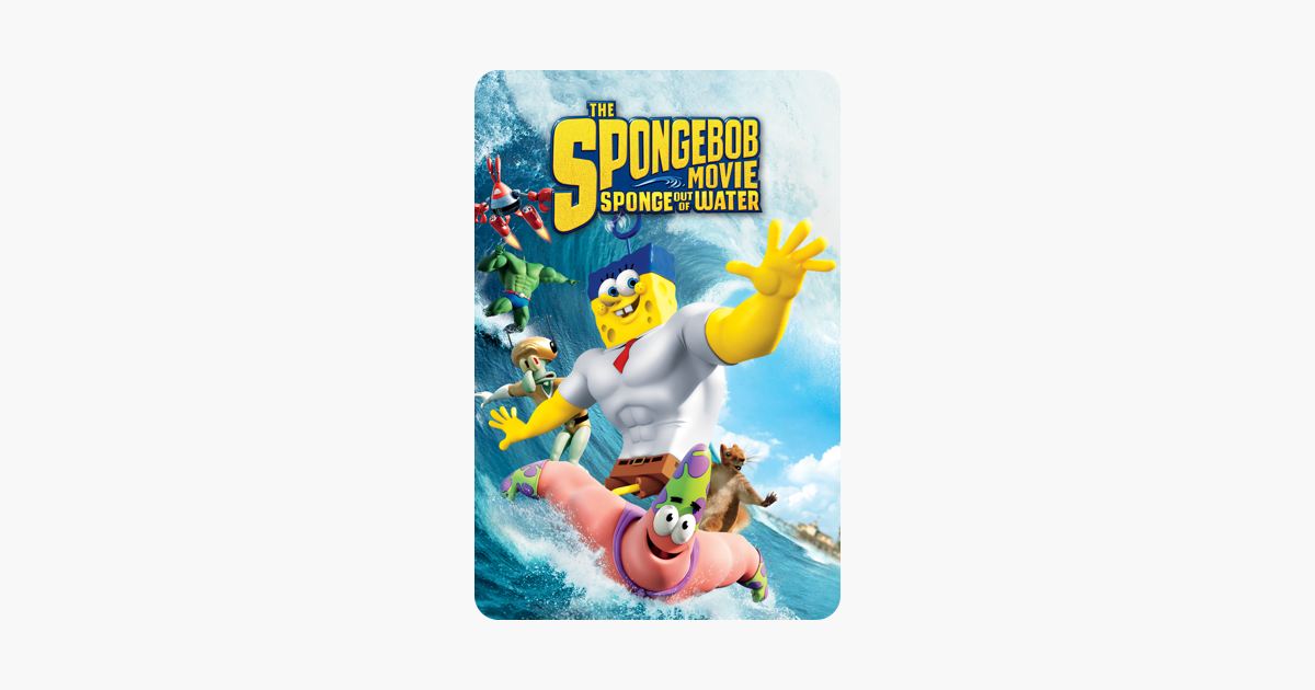 The SpongeBob Movie: Sponge Out of Water on iTunes