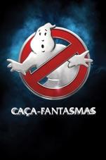 Capa do filme Caça-Fantasmas
