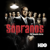 The Sopranos, The Complete Collection - The Sopranos Cover Art