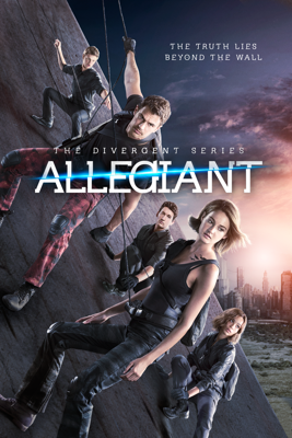 The Divergent Series: Allegiant - Robert Schwente