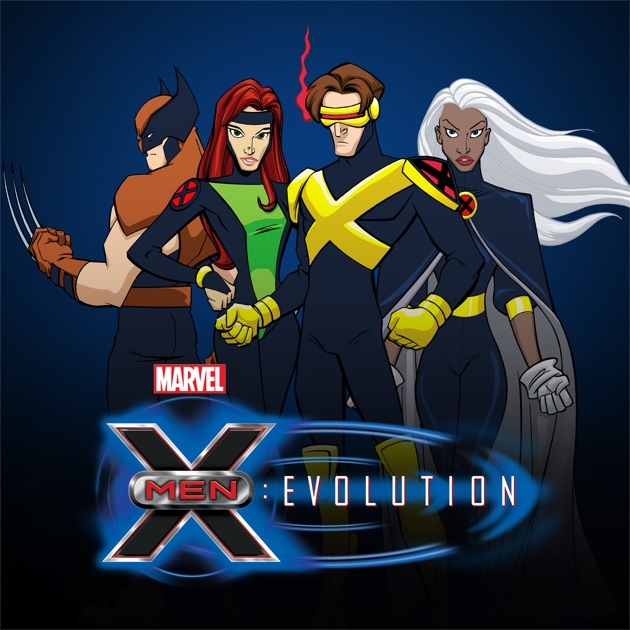 evolution X men