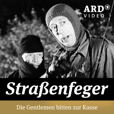Die Gentlemen bitten zur Kasse, 3 tlg. TV-Krimiklassiker - Straßenfeger
