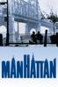 Woody Allen - Manhattan  artwork