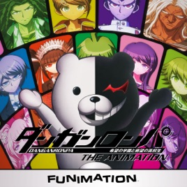 Danganronpa: The Animation, Original Japanese Version