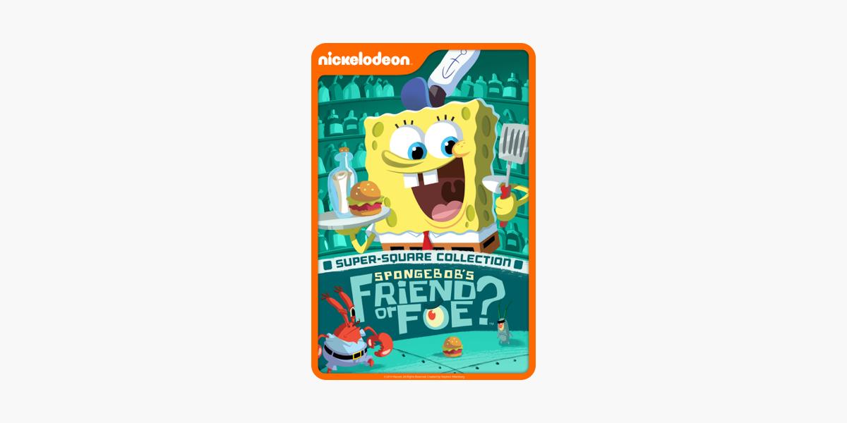 SpongeBob SquarePants: Friend or Foe on iTunes