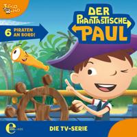 Der phantastische Paul - Der phantastische Paul, Piraten an Bord! artwork