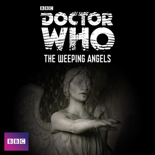 Doctor Who, Monsters: The Weeping Angels poster