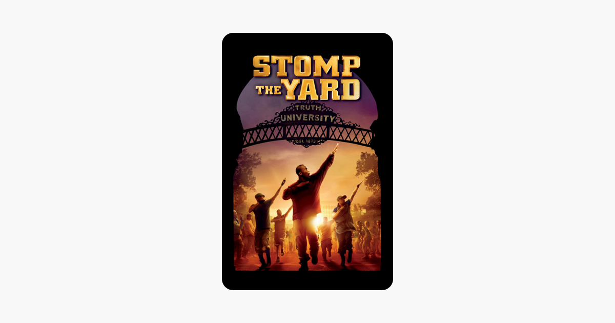 STOMP TÉLÉCHARGER THE YARD FILM