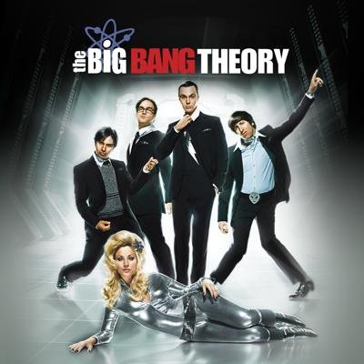 The Big Bang Theory, Season 4 - The Big Bang Theory