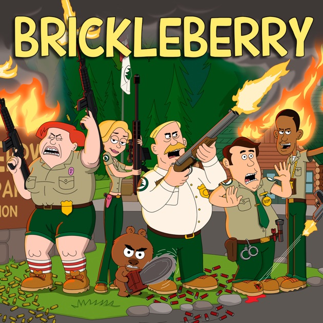Brickleberry, Season 2 On ITunes