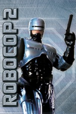 Capa do filme Robocop 2
