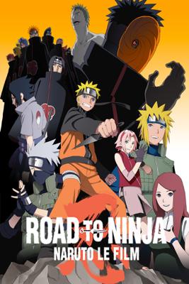 Hayato Date - Road to Ninja : Naruto le film (VF) illustration