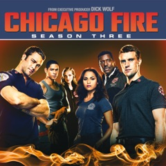 Chicago Fire, Staffel 3