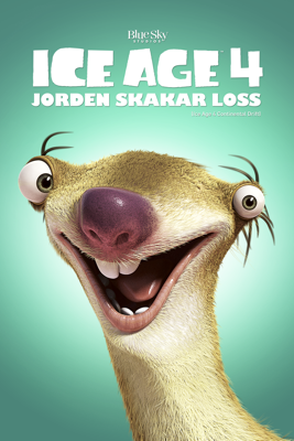Steve Martino & Mike Thurmeier - Ice Age 4: Jorden Skakar Loss bild