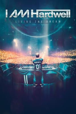 Robin Piree - I AM Hardwell - Living the Dream illustration