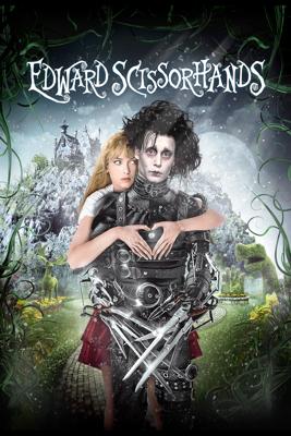 Edward Scissorhands Movie Synopsis, Reviews