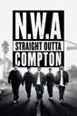 Affiche du film Straight Outta Compton (2015)