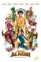 Affiche du film Les nouvelles aventures d\'Aladin