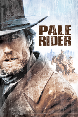Clint Eastwood - Pale Rider  artwork