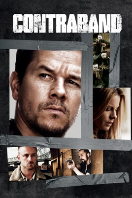 Poster of Contraband 2012 Full Hindi Dual Audio Movie Download BluRay 720p