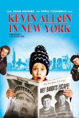 Chris Columbus - Kevin - Allein in New York Grafik