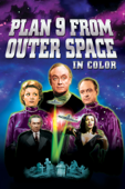 Plan 9 From Outer Space (In Color & Restored)