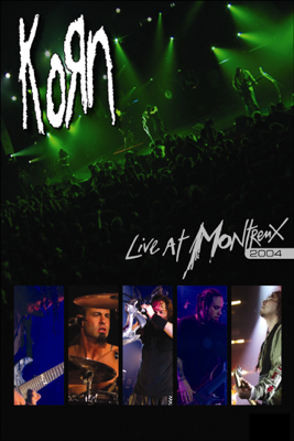 Korn - Korn - Live at Montreux 2004 illustration