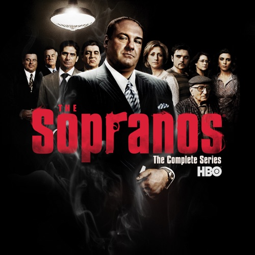 The Sopranos, The Complete Series poster