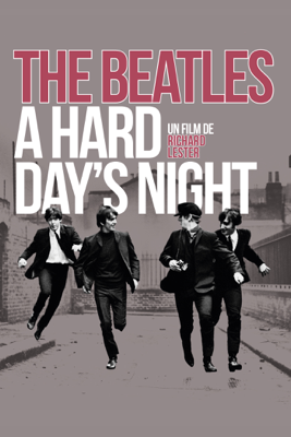 Richard Lester - A Hard Day's Night illustration