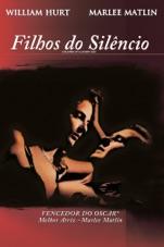 Capa do filme Filhos do Silêncio