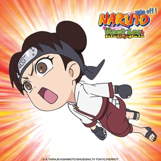 Naruto Spin-Off: Rock Lee & His Ninja Pals (English Dub