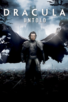 Gary Shore - Dracula Untold  artwork