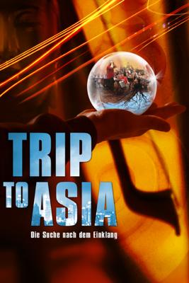 Thomas Grube - Trip to Asia: Die Suche nach dem Einklang Grafik