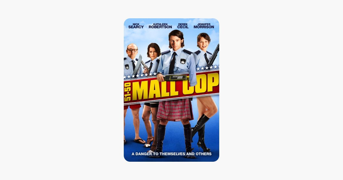 5150 Mall Cop on iTunes