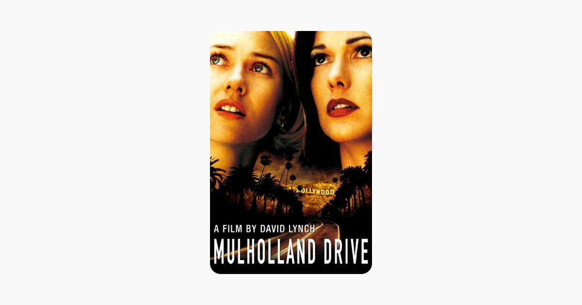 Mulholland Drive On Itunes