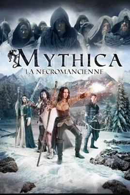 mythica la nécromancienne