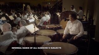 Stravinsky - L'Oiseau de feu: Danse infernale de tous les sujets de Kastchei (The Firebird: Infernal dance of all Kastchei's subjects)
