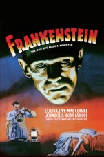 Capa do filme Frankenstein (1931)