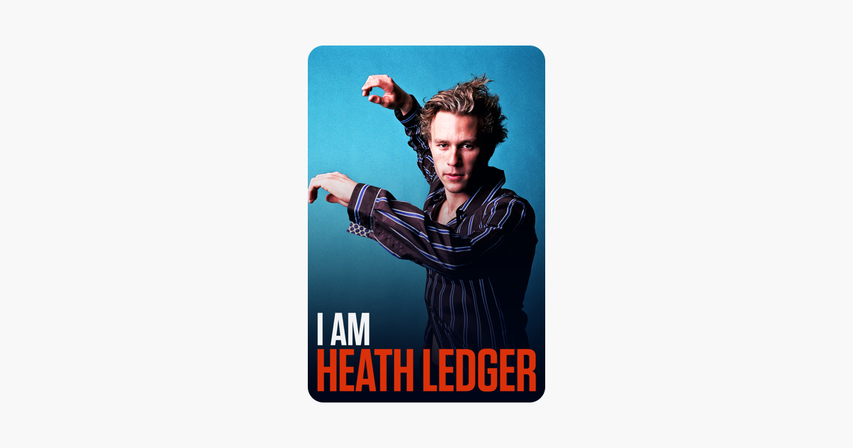 i am heath ledger online free